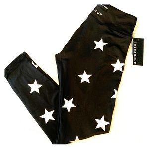 NWT The warm up stars pants by Jessica Simpson